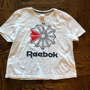 Reebok Cotton Tee NWOT Size XL.